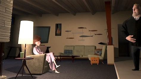 House Design Exhibitions Uk The Incredibles Mid Century Modernism Exemplified Film