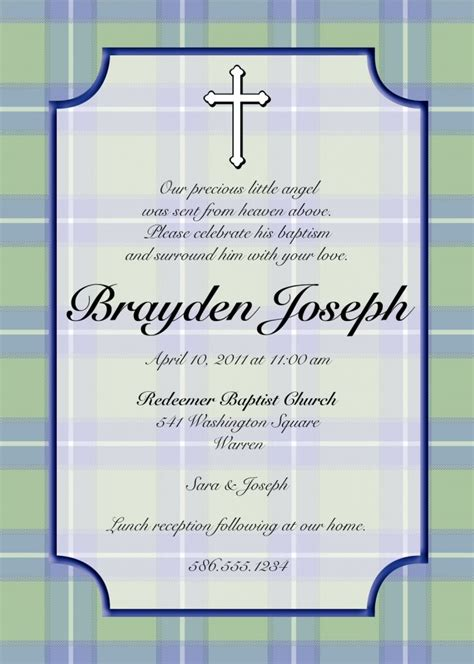 baptism invitations templates baptism invitations in baptism invitation