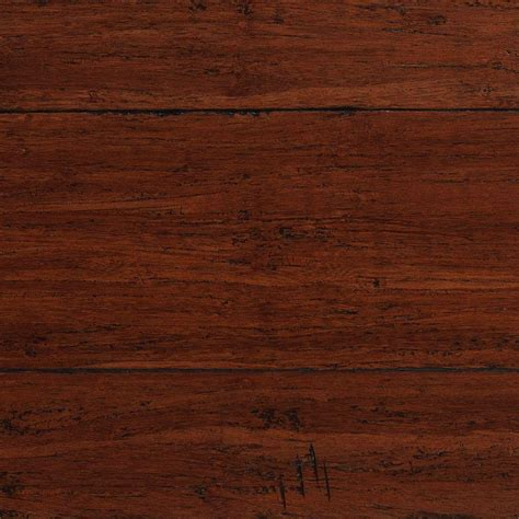Engineered Bamboo Flooring Home Decorators Collection Strand Woven Warm Espresso 3 8 In X 5 1 8 In Wide X 36 In Length