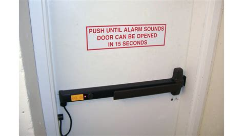 Delayed Egress Door - delayed egress what where why and how locksmith ledger