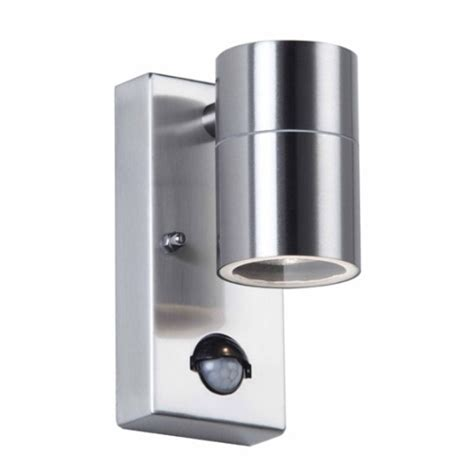Outdoor Pir Lights Outdoor Pir Light Saxby Inova Pir Outdoor Wall Automatic Light Brushed Stainless Steel And