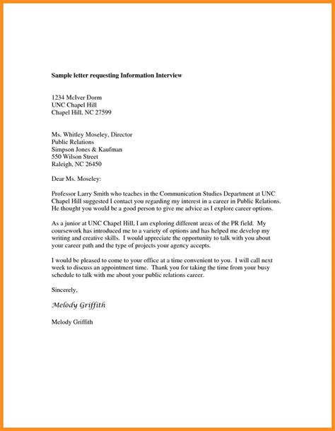 Information Clerk Cover Letter by 8 Information Letter Format Mystock Clerk