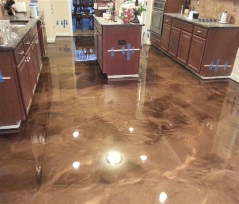 kitchen ultimate guide to epoxy flooring kitchen industrial floor paints install epoxy