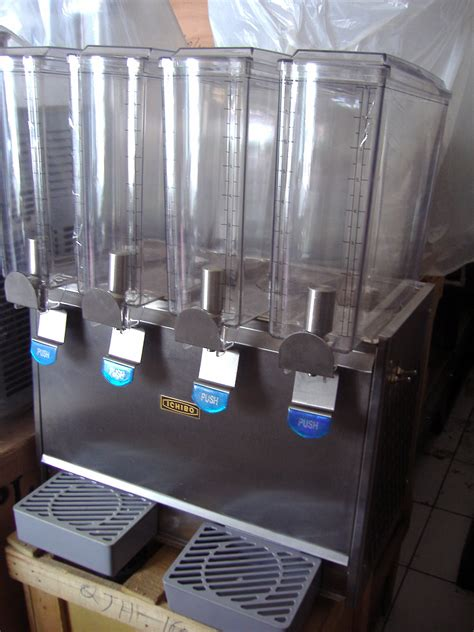 mesin pendingin minuman juice dispencer distributor mesin