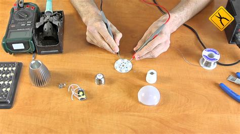 how to make an led light bulb how to make a led light bulb