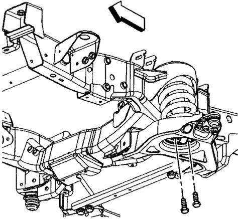 silverado front suspension diagram 2002 silverado front end diagram 2002 free engine image