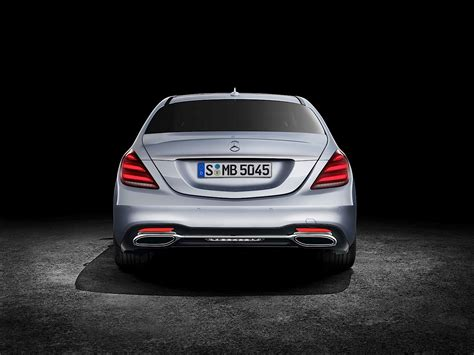 Mercedes In Germany by Complete 2018 Mercedes S Class Lineup Priced In