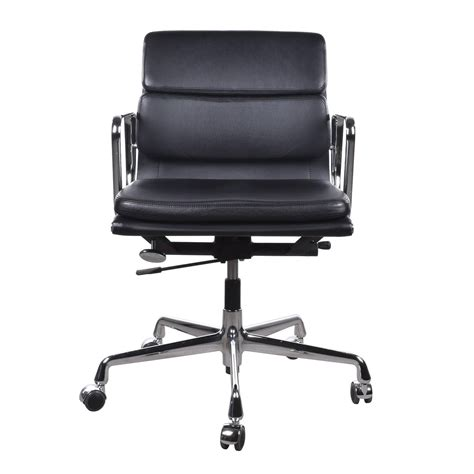 eames ea217 management soft pad vitra office chair at 1stdibs