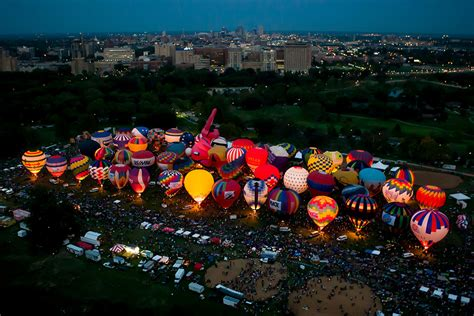 St Blossom Balon Blue A17035jj schedule all events are free great forest park balloon