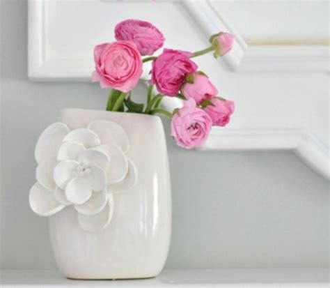 Vas Bunga One Pieces By Kjperabot how to decorate a vase with petals shelterness