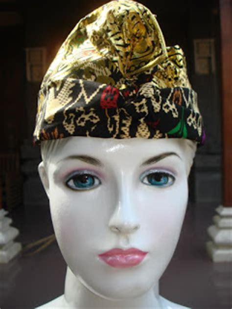 Ikat Kepala Bali Udeng Jadi bali bengong souvenir ikat kepala bali udeng bali jadi