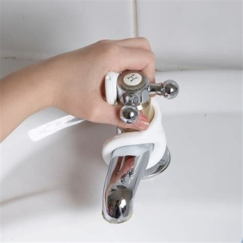 child baby toddler proof indoor water tap strap guard lock