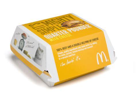 Kemasan Styrofoam Mcdonald S New Packaging Lovin It Creative Review