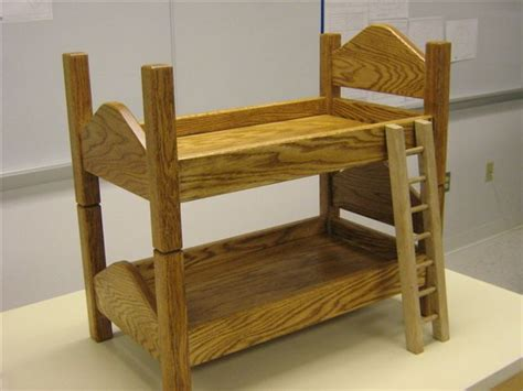 Woodwork Doll Loft Bed Plans Pdf Plans Baby Doll Bunk Bed Plans