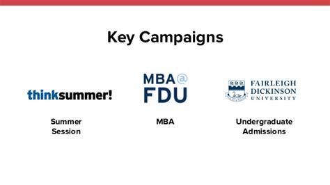 Saturday Mba Fdu by Digital Marketing Strategies To Drive Enrollment Bdi 11