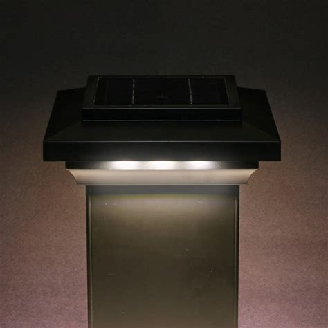 Solar Post Cap Light Solar Post Cap Light
