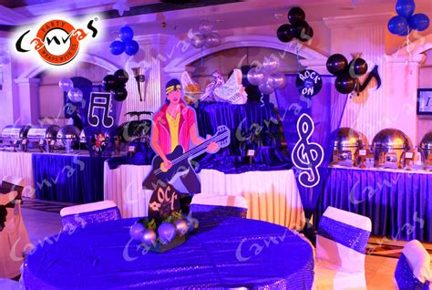gallery 9 themes canvas decoration services for birthday party themes