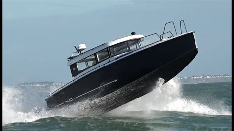 motorboat and yachting boats for sale xo 360 sea trial from motor boat yachting youtube