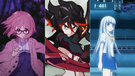 Anime U Should by The Five Anime Of Fall 2013 You Should Be