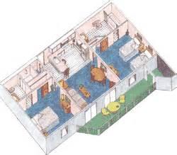 enclave suites 2 bedroom apartment enclave suites international drive orlando florida floor plans