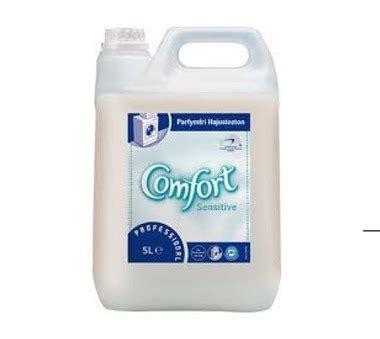 comfort professional comfort professional sensitive mjukmedel 5 liter