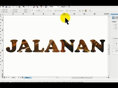 tutorial corel draw x4 pdf tutorial corel draw x4 bahasa indonesia