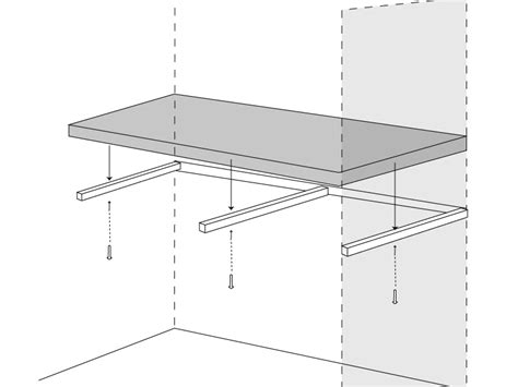 how to build a floating desk building a floating desk selleys new zealand
