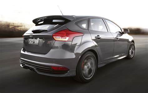 Ford Focus St Review by 2015 Ford Focus St Review Caradvice