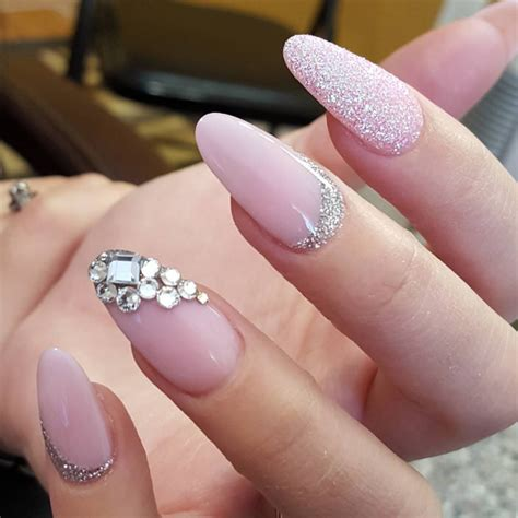 Wedding Nails by The Ultimate Style Guide For Wedding Nails