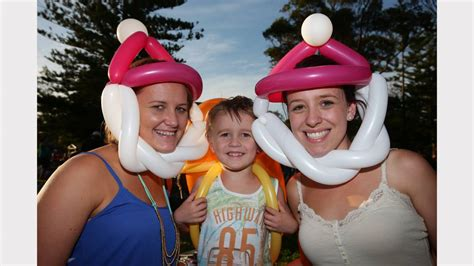 speers point carols by candlelight photos newcastle herald