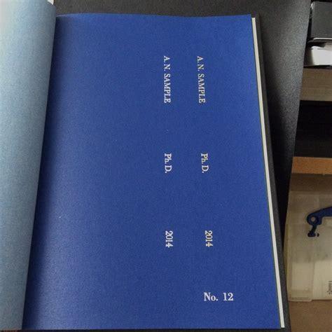 dissertation binding cardiff thesis binding birmingham cloth colours philip collier