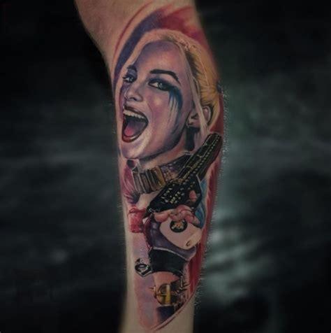 los tatuajes de harley quinn y su significado