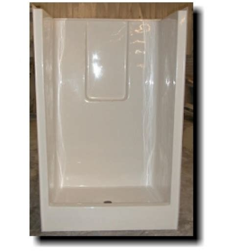 Motorhome Shower Unit by Fiberglass Shower Stalls With Seat