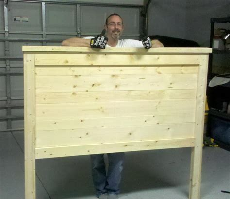 Woodworking Plans Headboard