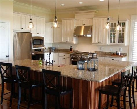 vacation home kitchen design 33 best images about kitchen island bar on pinterest