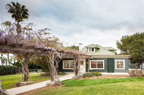 Cottage In La Jolla by La Jolla Historical Society Completes Wisteria Cottage