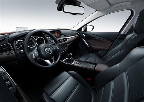 Mazda 6 2015 Interior by Cochespias Ver Tema Mazda 6 Facelift 2015