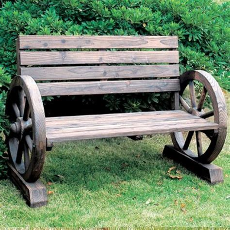 solid wood outdoor bench buy solid wood garden bench burntwood from our wooden