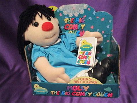 Molly Doll Big Comfy Buy by Big Comfy Tv Character Toys Toys