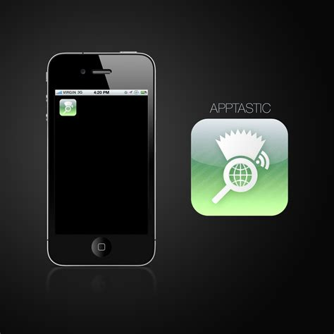 typography apps iphone iphone app icon design by gillesvalk on deviantart