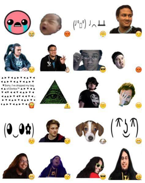 Twitch Stickers