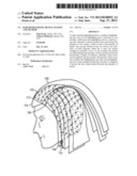hair highlighting diagram hair highlighting device system and method patent