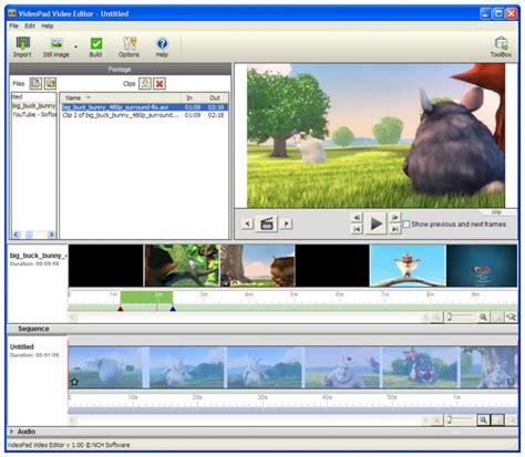 tutorial para usar videopad videopad video editor descargar