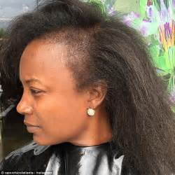 Hairstyles For Black With No Edges by Atlanta Hairstylist Shares Of Clients Suffering