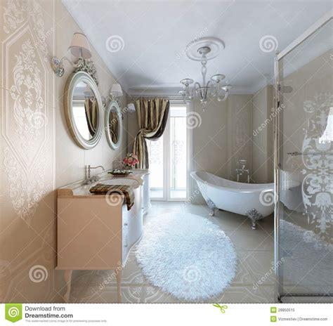 classic bathroom styles luxury bathroom classic style royalty free stock photo