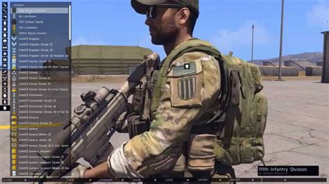 arma 3 kommunity insignia patches mod review