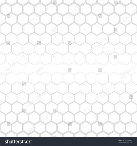 vector pattern hex hexagonal grid design vector pattern 535013965