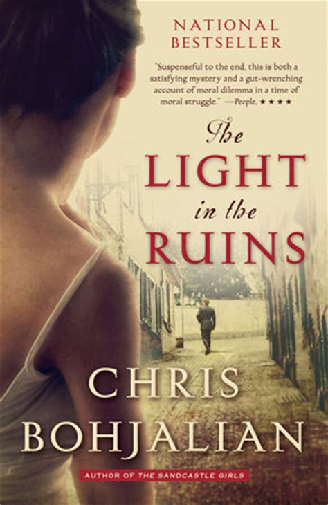 the light in the ruins by chris bohjalian reading guide