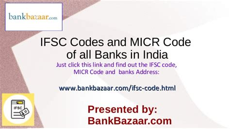 what is micr code in bank ifsc code micr code and banks addresses