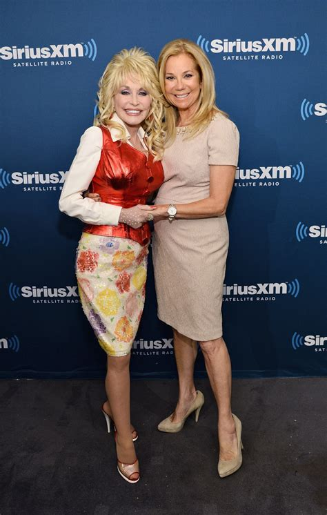 kathie lee gifford address kathie lee gifford in siriusxm town hall with dolly parton